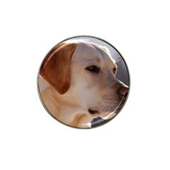 3 Labrador Retriever Golf Ball Marker 4 Pack (for Hat Clip)