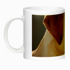 3 Labrador Retriever Glow in the Dark Mug