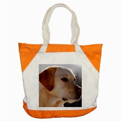 3 Labrador Retriever Accent Tote Bag