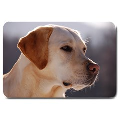 3 Labrador Retriever Large Door Mat
