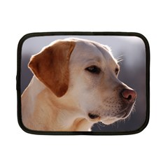 3 Labrador Retriever Netbook Sleeve (Small)