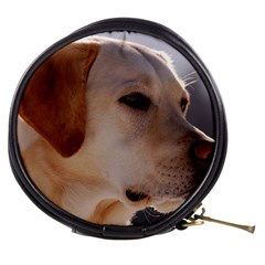 3 Labrador Retriever Mini Makeup Case