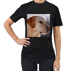 3 Labrador Retriever Women s T-shirt (Black)