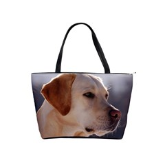 3 Labrador Retriever Large Shoulder Bag