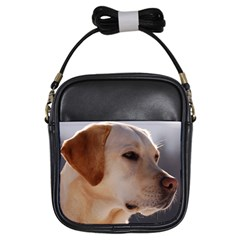 3 Labrador Retriever Girl s Sling Bag