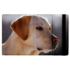 3 Labrador Retriever Apple iPad 3/4 Flip Case