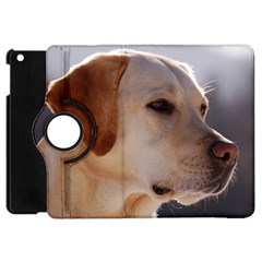 3 Labrador Retriever Apple iPad Mini Flip 360 Case