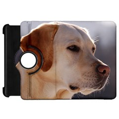 3 Labrador Retriever Kindle Fire HD Flip 360 Case