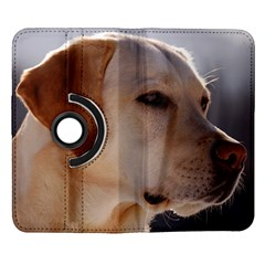 3 Labrador Retriever Samsung Galaxy Note II Flip 360 Case