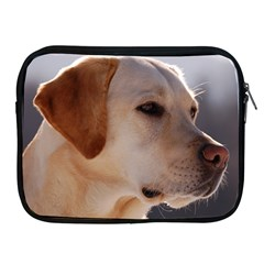 3 Labrador Retriever Apple iPad Zippered Sleeve