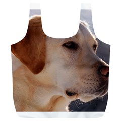 3 Labrador Retriever Reusable Bag (XL)