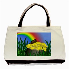 Pot Of Gold With Gerbil Classic Tote Bag