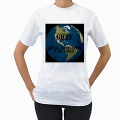 Gdtf Women s T-Shirt (White)