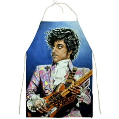 His Royal Purpleness Apron