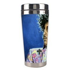 His Royal Purpleness Stainless Steel Travel Tumbler