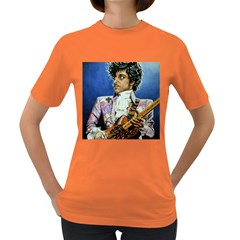 His Royal Purpleness Women s T Shirt (colored)