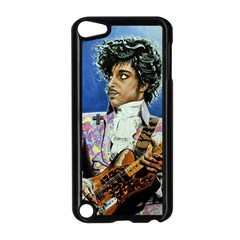 His Royal Purpleness Apple iPod Touch 5 Case (Black)