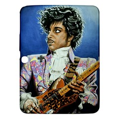 His Royal Purpleness Samsung Galaxy Tab 3 (10 1 ) P5200 Hardshell Case