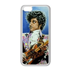 His Royal Purpleness Apple iPhone 5C Seamless Case (White)