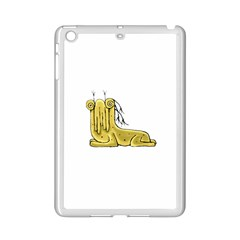 Fantasy Cute Monster Character 2 Apple iPad Mini 2 Case (White)