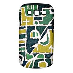 Colorful Tribal Abstract Pattern Samsung Galaxy S Iii Classic Hardshell Case (pc+silicone)