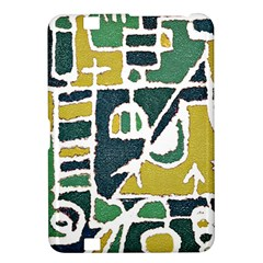 Colorful Tribal Abstract Pattern Kindle Fire HD 8.9  Hardshell Case