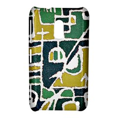 Colorful Tribal Abstract Pattern Nokia Lumia 620 Hardshell Case