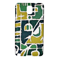 Colorful Tribal Abstract Pattern Samsung Galaxy Note 3 N9005 Hardshell Case