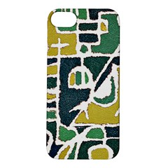 Colorful Tribal Abstract Pattern Apple iPhone 5S Hardshell Case