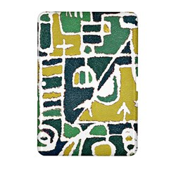 Colorful Tribal Abstract Pattern Samsung Galaxy Tab 2 (10.1 ) P5100 Hardshell Case