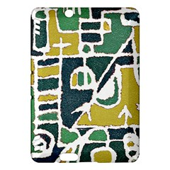 Colorful Tribal Abstract Pattern Kindle Fire HDX Hardshell Case