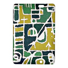 Colorful Tribal Abstract Pattern Kindle Fire HDX 8.9  Hardshell Case