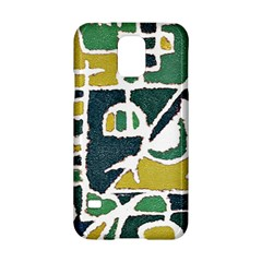 Colorful Tribal Abstract Pattern Samsung Galaxy S5 Hardshell Case