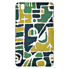 Colorful Tribal Abstract Pattern Samsung Galaxy Tab Pro 8.4 Hardshell Case