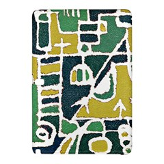 Colorful Tribal Abstract Pattern Samsung Galaxy Tab Pro 12 2 Hardshell Case