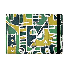 Colorful Tribal Abstract Pattern Apple iPad Mini 2 Flip Case