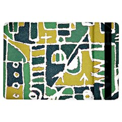 Colorful Tribal Abstract Pattern Apple iPad Air Flip Case