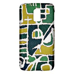 Colorful Tribal Abstract Pattern Samsung Galaxy S5 Mini Hardshell Case
