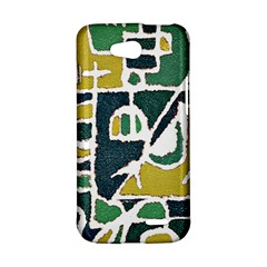 Colorful Tribal Abstract Pattern LG Optimus L90 Hardshell Case
