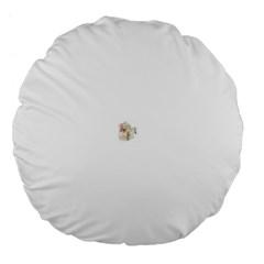 Images (9) 18  Premium Flano Round Cushion