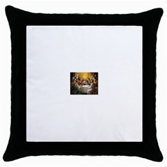 Images (8) Black Throw Pillow Case