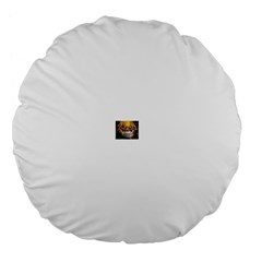 Images (8) 18  Premium Flano Round Cushion