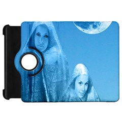 Full Moon Rising Kindle Fire Hd Flip 360 Case