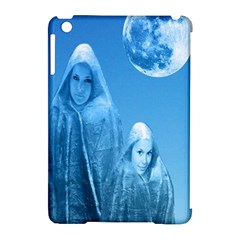 Full Moon Rising Apple Ipad Mini Hardshell Case (compatible With Smart Cover)