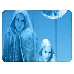 Full Moon Rising Samsung Galaxy Tab 7  P1000 Flip Case