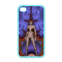 Chaos Apple Iphone 4 Case (color)
