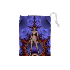 Chaos Drawstring Pouch (small)