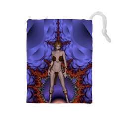 Chaos Drawstring Pouch (Large)
