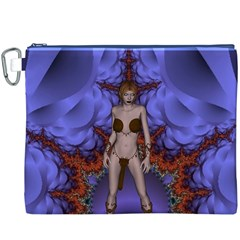 Chaos Canvas Cosmetic Bag (XXXL)