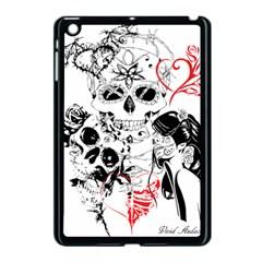 Skull Love Affair Apple Ipad Mini Case (black)